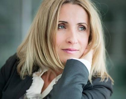 Z cyklu kobieta sukcesu - Magdalena Gołaszewska.