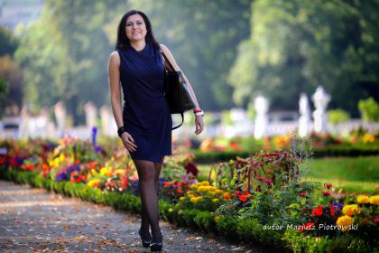 Polityka na Obcasach  - wywiad z Agnieszką Nazaruk – Zdanuczyk