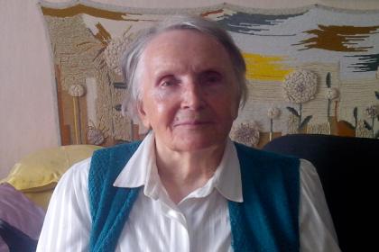 Kobieta sukcesu - Halina Matejczuk.