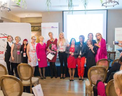 Fotoreportaż z konferencji Coaching w rozwoju Kobiety - Białystok.