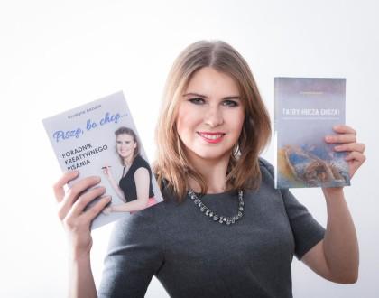 """Rozmowa z Krystyną Bezubik – autorką poradnika """"Piszę, bo chcę... """""""