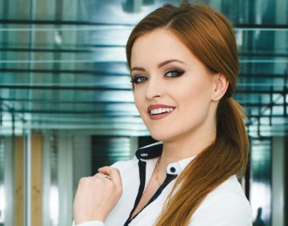 Bizneswoman na studiach – Magdalena Barwicka.