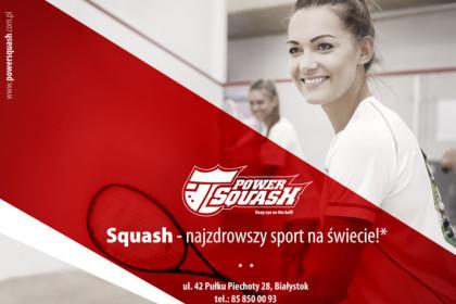 Squash to sport dla kobiet