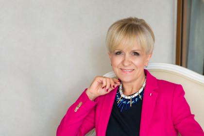 """Każda kobieta ma w sobie coś pięknego - rozmowa z Małgorzatą Kosiak, autorką książki """"Dobry wizerunek"""""""