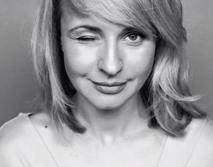 """Z cyklu """"Kobieta sukcesu"""" - Monika Dryl."""