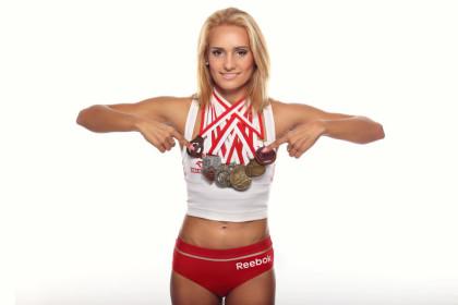 """""""Sport jest moim życiem, płynie w moich żyłach"""". Z cyklu """"Kobieta z pasją"""" - Justyna Korytkowska."""