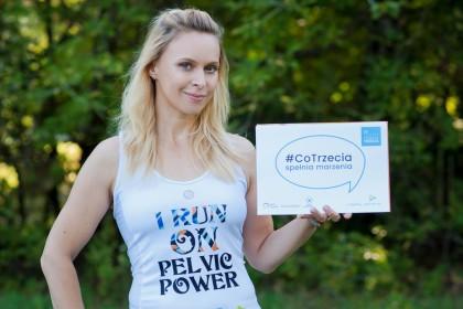"""""""Co trzecia"""" – rusza ogólnopolska kampania zachęcająca do profilaktyki mięśni dna miednicy"""