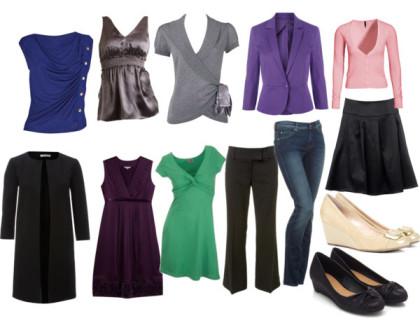 KOBIECE SYLWETKI – O.  Jak dobrać odpowiedni strój.