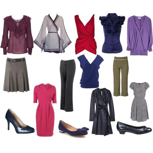 Kobiece sylwetki – H - szczupła. Jak dobrać odpowiedni strój.