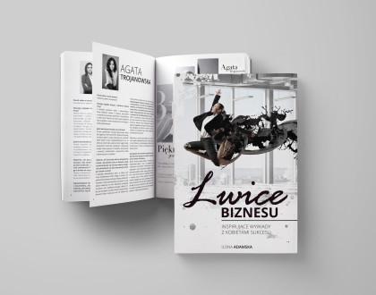 Lwice Biznesu. Inspirujące wywiady z kobietami sukcesu.