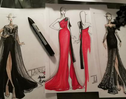 """Moda jest dla mnie interdyscyplinarną formą sztuki. Z cyklu """"Kobieta z pasją"""" - Edyta Filipowicz."""