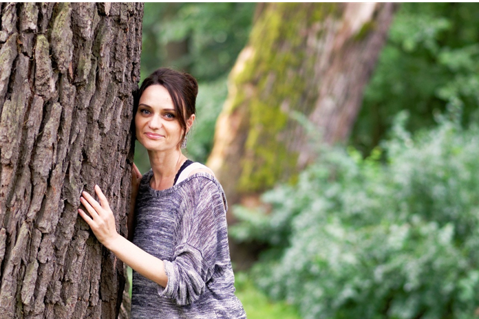 Dziewczyna z lasu – Marzanna Szkuta