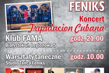 Jako Patron Medialny zapraszamy na 9 urodziny Studia Tańca Feniks