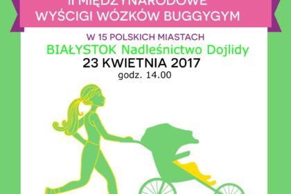 Jako Patron Medialny zapraszamy na II Wyścigi Wózków BuggyGym Białystok