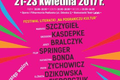 Jako Patron Medialny zapraszamy na VI Międzynarodowe Targi Książki w Białymstoku