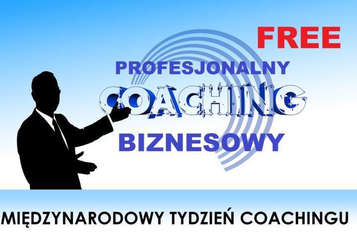 Sesja coachingu biznesowego z profesjonalnym Coachem ICF – free