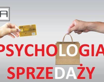 Szkolenie Psychologia sprzedaży
