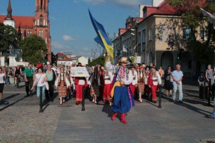 Barwne stroje, tańce i śpiew – ruszyła Podlaska Oktawa Kultur