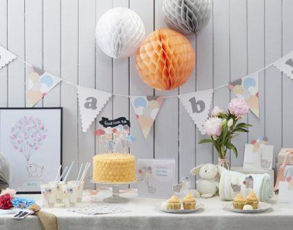 PartyBoom - Balony z helem, ozdoby urodzinowe inaczej