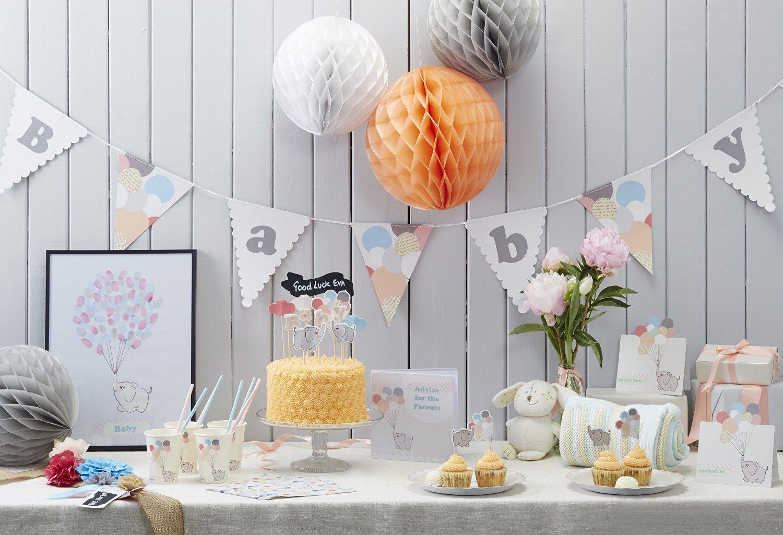 Partyboom Balony Z Helem Ozdoby Urodzinowe Inaczej