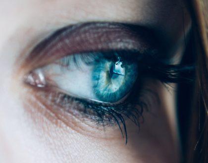 Delikatne oko(lice)