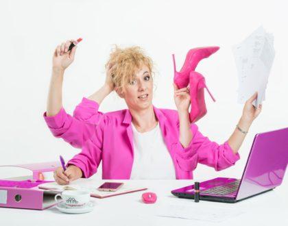 """Z poradnika """"raczkującej"""" bizneswoman. Skąd właściwie ten portal?"""