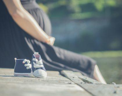 """""""Zamarzyłam, aby poród był zaraz po ślubie najpiękniejszym dniem w moim życiu"""""""