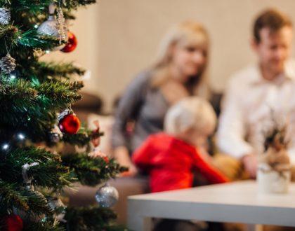 Święta po rozwodzie - opieka nad dziećmi