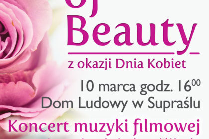 Night of beauty z okazji Dnia Kobiet