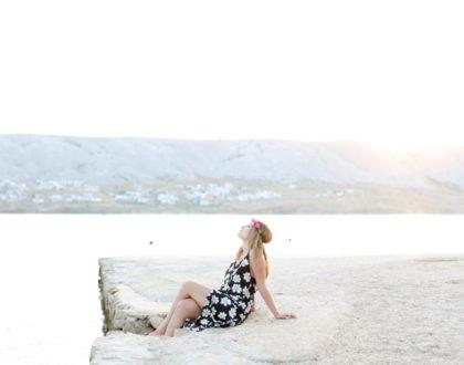 """""""Kobieta będzie szczęśliwa w momencie, gdy potrafi być szczęśliwa przede wszystkim sama ze sobą"""" Natashka"""