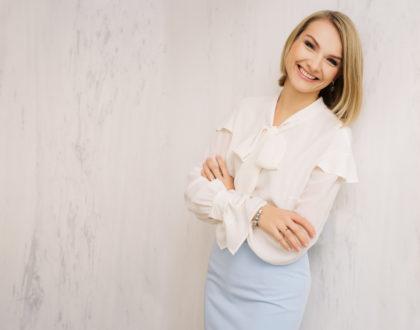 """""""Odwaga to klucz do zmian, innego spojrzenia, realizowania marzeń"""" – Emilia Bartosiewicz"""