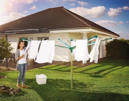 Dlaczego warto suszyć pranie na świeżym powietrzu?