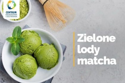 Świat od kuchni - Gofry z cukinii i lody z zieloną herbatą