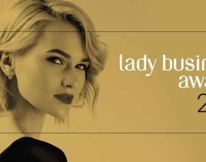 Odwaga jest kobietą - wieczór biznesowy dla przedsiębiorczych Polek - Lady Business Awards 2018