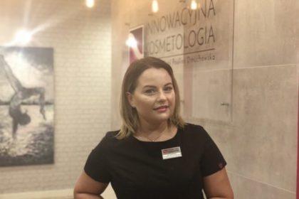 Z cyklu kobieta z pasją – Paulina Dmuchowska, właścicielka Innowacyjnej Kosmetologii