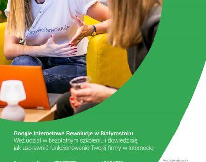 Jak rozwinąć swoją firmę w Internecie? Spotkanie w Centroom z doradcą w projekcie Google Internetowe Rewolucje