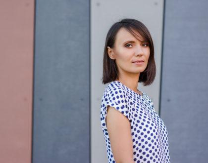 Każdy powinien czerpać radość z życia i dążyć do tego, aby realizować swoje marzenia - Sylwia Żuber