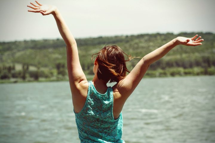 Jak odnaleźć szczęście - radzi Kinga Bogdańska