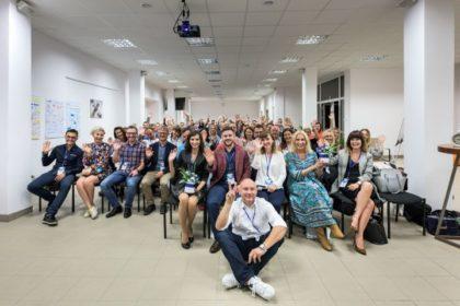 170 osób uczestniczyło w pierwszym spotkaniu LinkedIn Local w Białymstoku! Przedsiębiorcy potrzebują takich spotkań