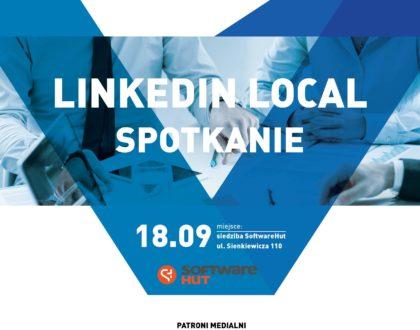 Biznes + relacje. 18 września odbędzie się pierwsze spotkanie społeczności LinkedIn w Białymstoku
