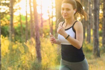 Co ma bieganie do poczucia szczęścia?