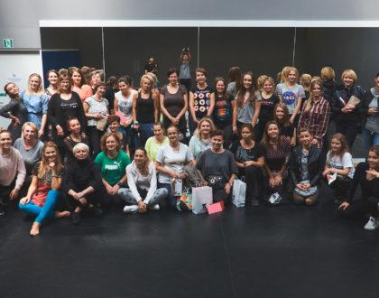 Kobiety Tańczą vol. 4 – relacja z wydarzenia