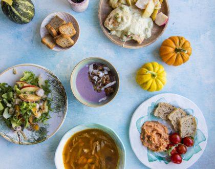 Pyszne i zdrowe dania na jesień