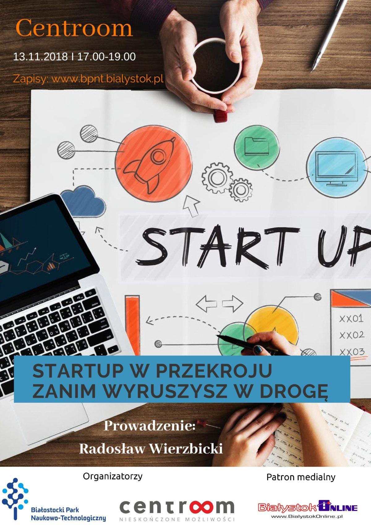 Startup w przekroju - zanim wyruszysz w drogę