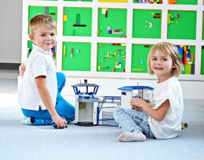 Kreatywne miejsce zabaw dla dzieci w Białymstoku