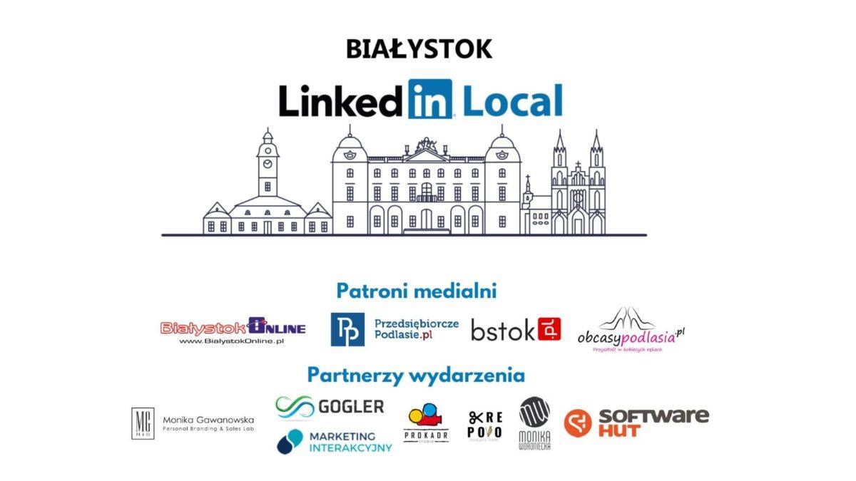 Spotkanie LinkedInLocal już 15.01 w Białymstoku! Stawiamy na relacje