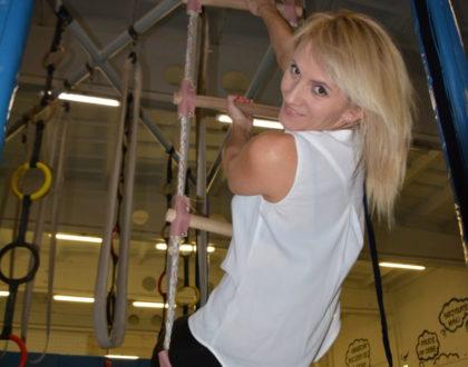 Justyna Raubo -  mgr Fizjoterapii, Instruktorka Fitness