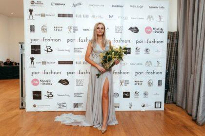 Barbara Piekut Mo.ya Fashion z pokazem w Paryżu