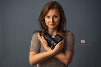 """""""Nie mogłam pozwolić aby pasja pozostała tylko pasją, to jest dar, którego nie wolno zmarnować"""" Izabela Guzowska."""