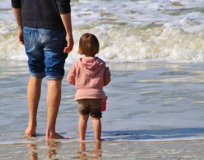 """""""W tym roku zabieram dzieci nad morze!"""" - rozwód a opieka nad dziećmi"""